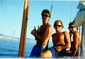 3 on deck